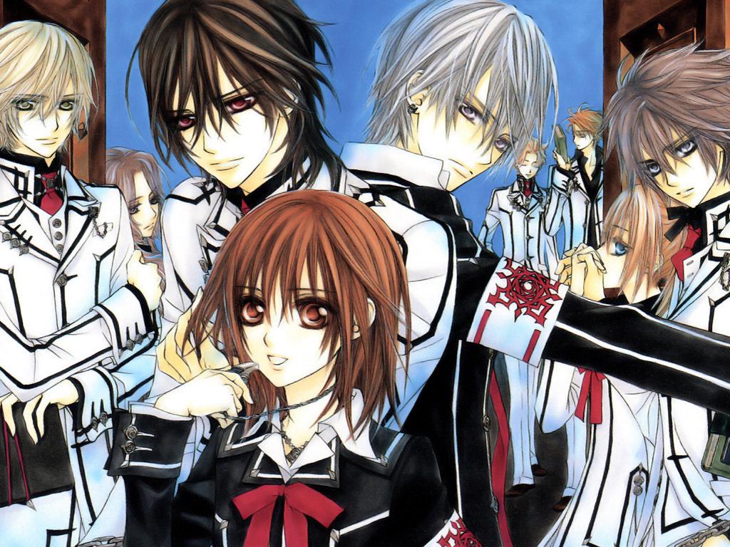 Tokyo 3 - Portal Vampire_knight1