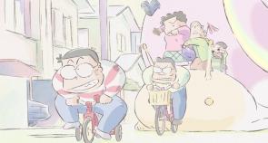 Mis vecinos los yamada bilaketarekin bat datozen irudiak